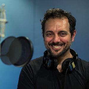 配音老师-西班牙语男1-何塞José